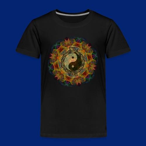 Fractal Claire Obscure - Kids' Premium T-Shirt