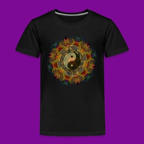 Fractale Claire Obscure - T-shirt Premium Enfant