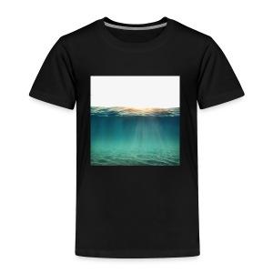 Sea - Premium T-skjorte for barn