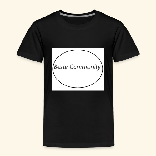 Community - Kinder Premium T-Shirt