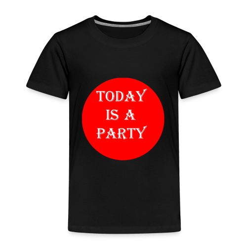 today - T-shirt Premium Enfant