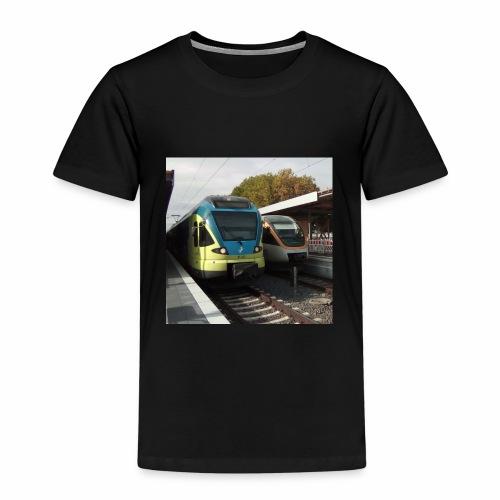 Westfalenbahn und Eurobahn - Kinder Premium T-Shirt