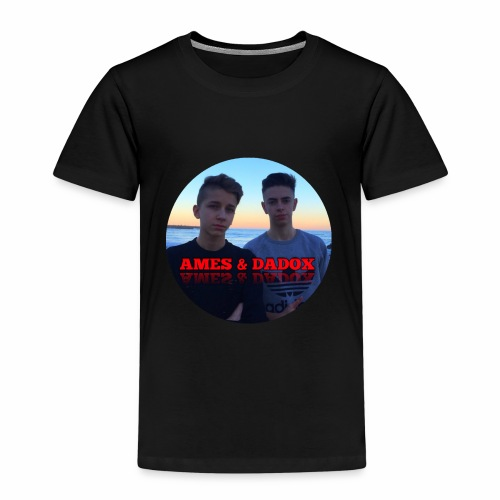 AMES & DADOX - Maglietta Premium per bambini