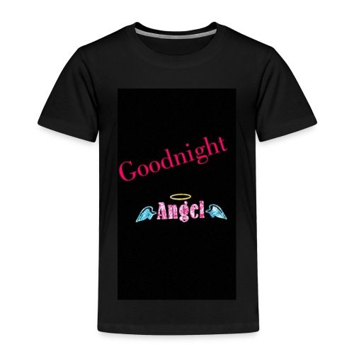 goodnight Angel Snapchat - Kids' Premium T-Shirt