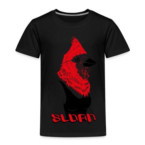 Sloan Human Bird - Kinder Premium T-Shirt