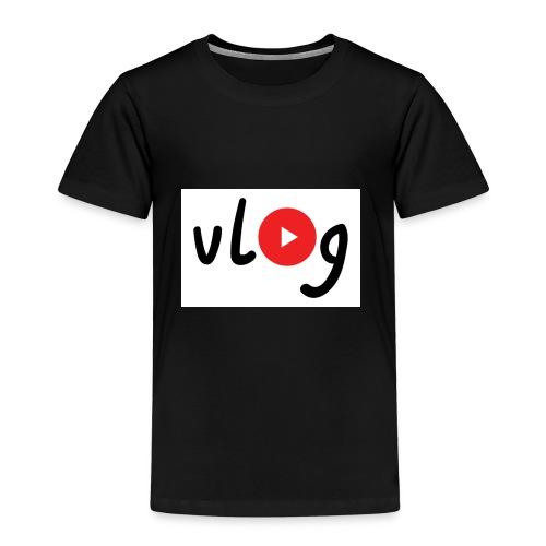 Vlog merch - Kids' Premium T-Shirt