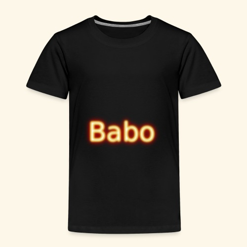 Babo - Kinder Premium T-Shirt