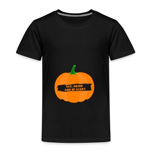 Halloween Pumpkin Shirt for Halloween - Kids' Premium T-Shirt