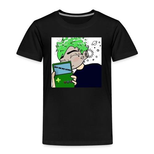Limited editon - Premium T-skjorte for barn