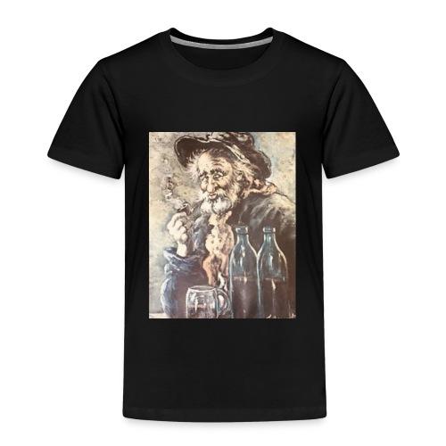 94E3559B 0E6B 4417 9D73 6011765E9F10 - Kinder Premium T-Shirt