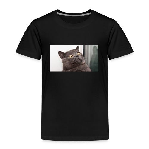 Funny cat tshirt - Kids' Premium T-Shirt
