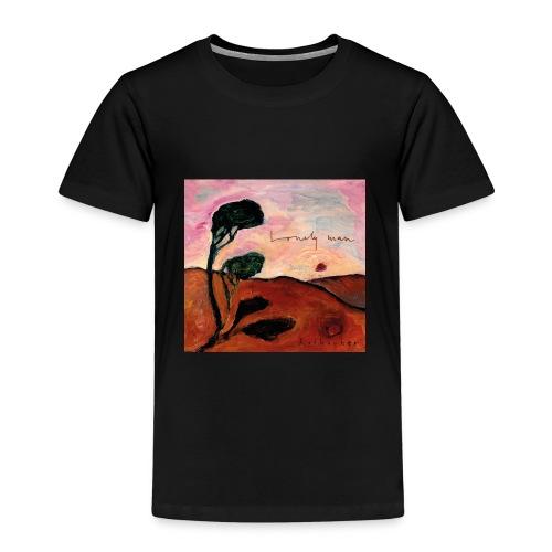Lonely Man - Kinder Premium T-Shirt