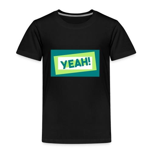 Teddy.Kidswear. – Yeah! - Kinder Premium T-Shirt