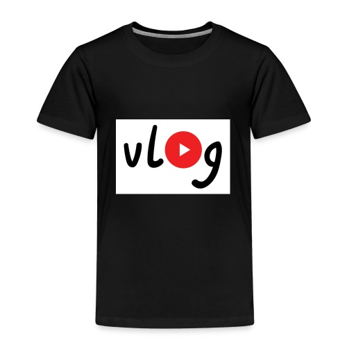 Vlog merch - Kids' Premium T-Shirt