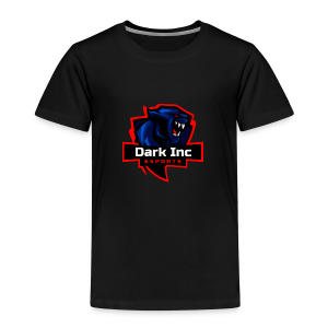 Dark Inc - Børne premium T-shirt
