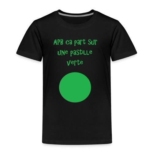 Pastille verte - T-shirt Premium Enfant