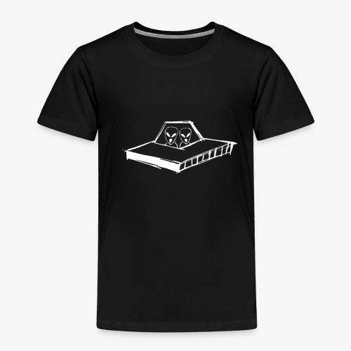 AREA21 Spaceship - Camiseta premium niño