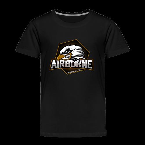 AiR - Hexagon - Kinder Premium T-Shirt
