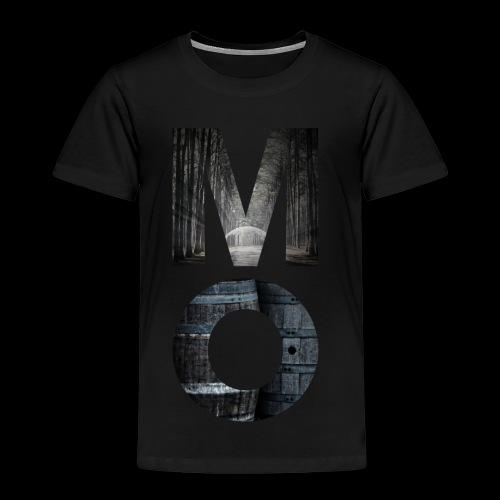 Moonshine Oversight - design épuré - T-shirt Premium Enfant