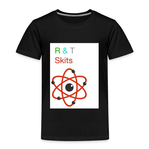 R & T skits YT channel design - Kids' Premium T-Shirt