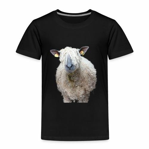 Durchblick! Wo Wolle du hin, Schaf? - Kinder Premium T-Shirt