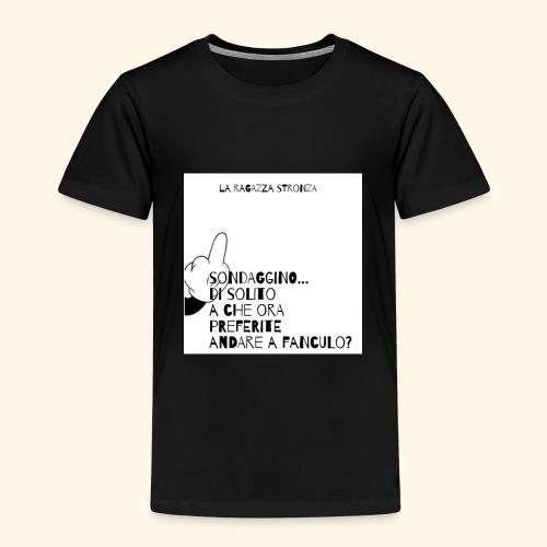1492010498221 - Maglietta Premium per bambini