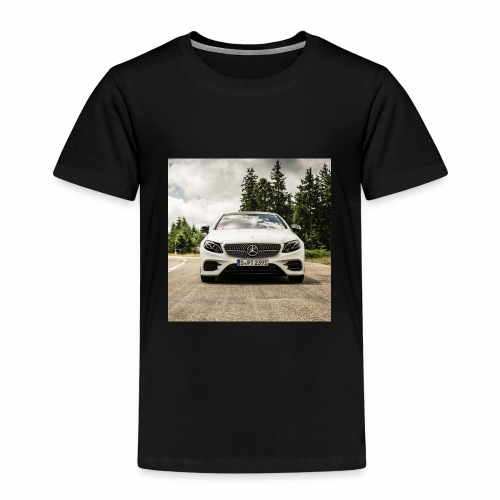carro - Camiseta premium niño