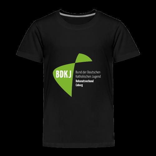 BDKJ Logo Transparenz - Kinder Premium T-Shirt