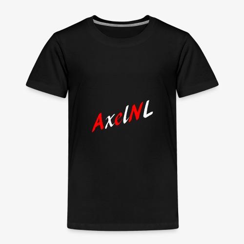 AxelNL - ROOD - Kinderen Premium T-shirt