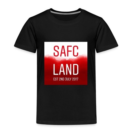 Safc_land logo - Kids' Premium T-Shirt