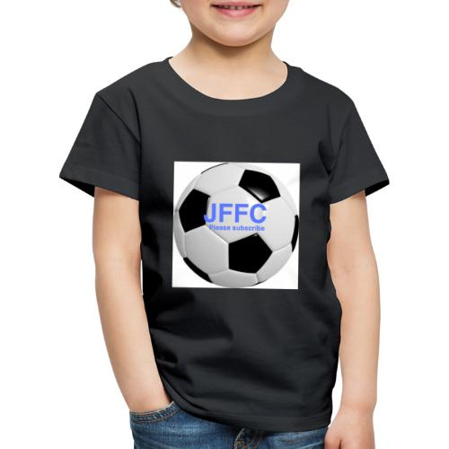 JFFC Logo Merch - Kids' Premium T-Shirt