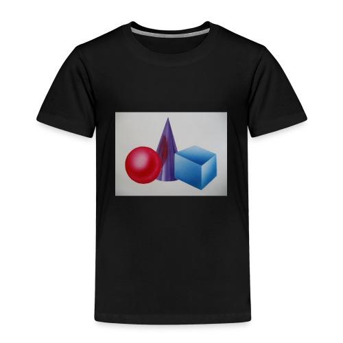P1270003 Bausteine - Kinder Premium T-Shirt