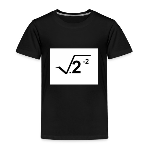 2-2squarerooted - Kids' Premium T-Shirt