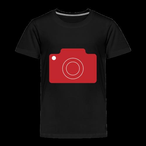 Fotoapperat - Kinder Premium T-Shirt