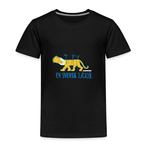 Transportgate - Premium-T-shirt barn
