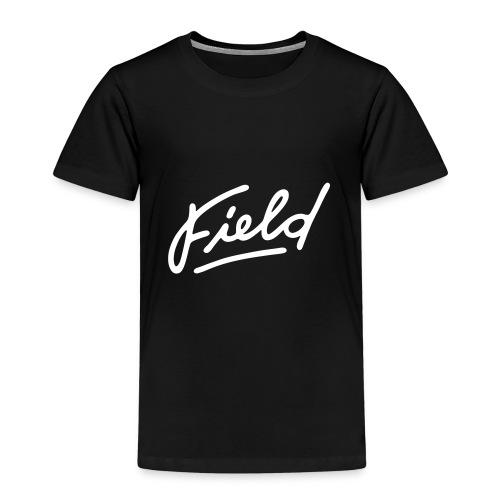 Field Interactive Logo - Kinder Premium T-Shirt