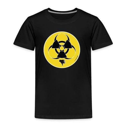 Atomkraft Nein Danke 2.0 - Kinder Premium T-Shirt