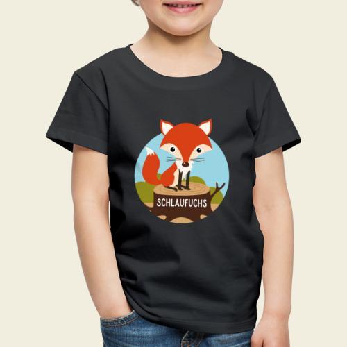 Schlaufuchs - Kinder Premium T-Shirt
