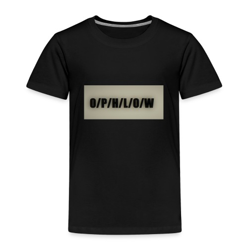 Ophlow Mens T-shirt - Kids' Premium T-Shirt