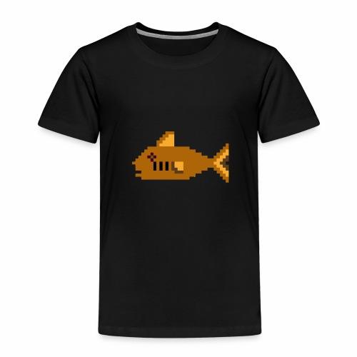 Pixel fish - Kids' Premium T-Shirt