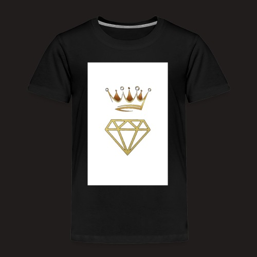 Luxury street wear,luxury logo - Kids' Premium T-Shirt