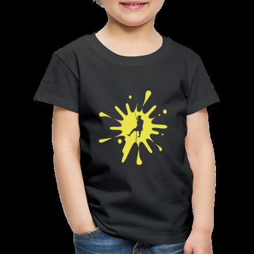 cs Canyoning Splash - Kinder Premium T-Shirt