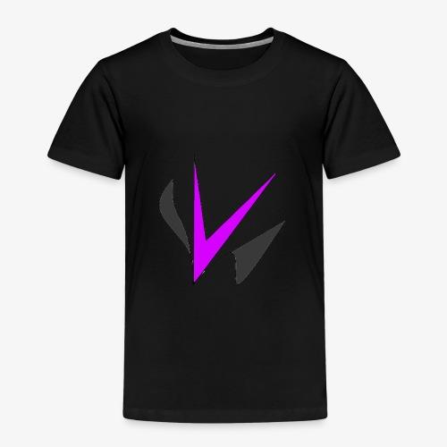 Vinper Logo Rose/Noir - T-shirt Premium Enfant