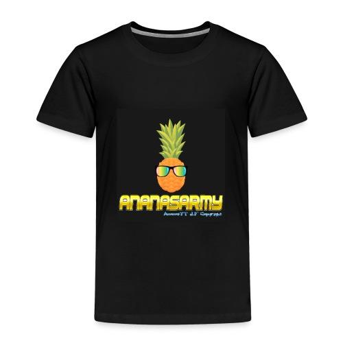 114876856 143750411 AnanasYT - Kinder Premium T-Shirt