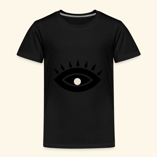 third eye - Premium-T-shirt barn
