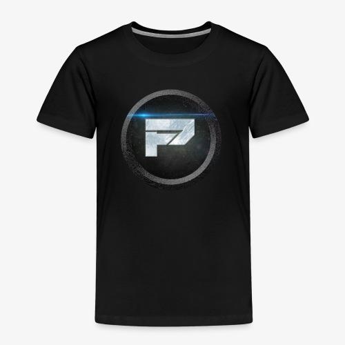 Offizelles Logo Desing vom YouTube Kanal Playcape - Kinder Premium T-Shirt