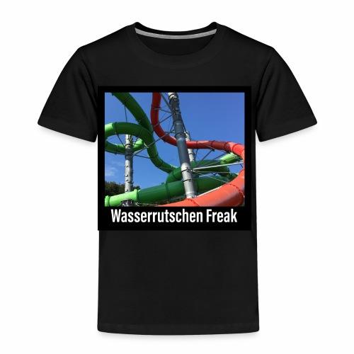 Wasserrutschen Freak - Kinder Premium T-Shirt
