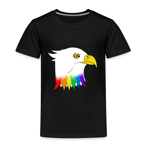 Pride Eagle - Kids' Premium T-Shirt