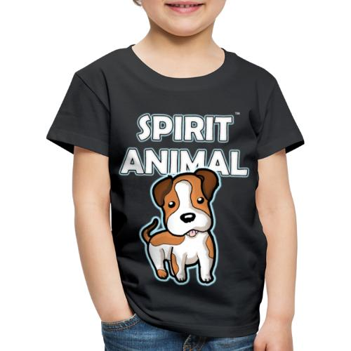 Spirit Animal Dog - Kids' Premium T-Shirt