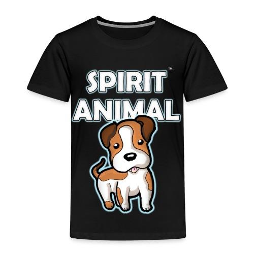 Spirit Animal Dog - Kids' Premium T-Shirt